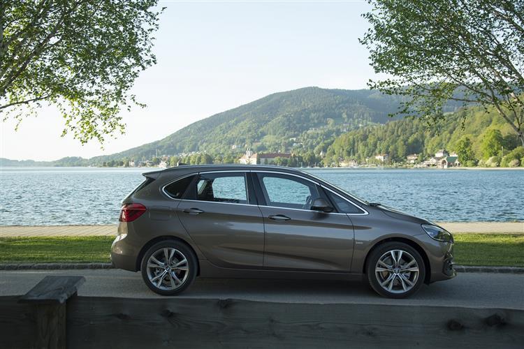 New BMW 2 Series Active Tourer 218i review