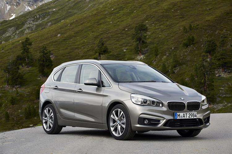 New BMW 2 Series Active Tourer 225xe review