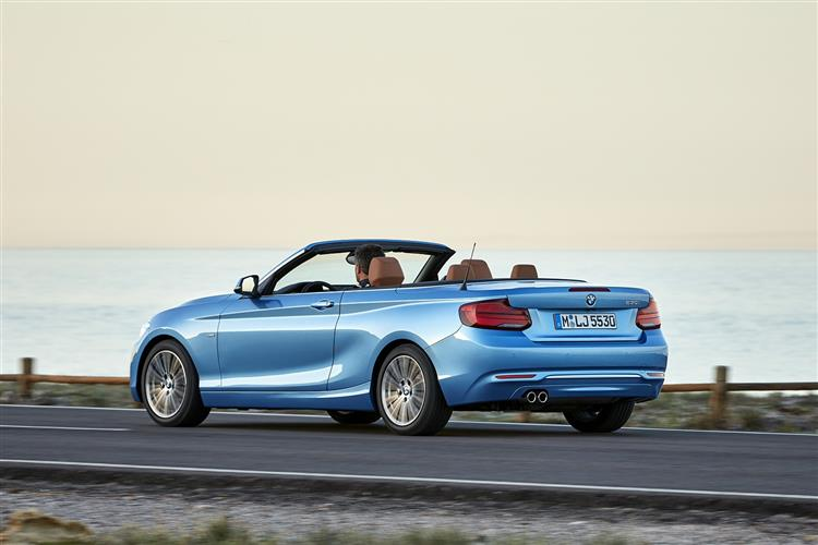 BMW 2 Series 218i [2.0] M Sport 2dr [Nav] Step Auto Petrol Convertible