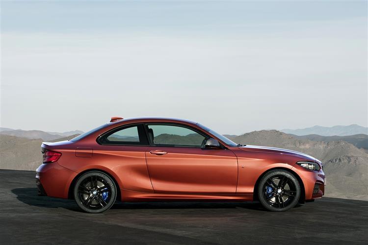 BMW 2 SERIES COUPE 218i [2.0] M Sport 2dr [Nav] Step Auto