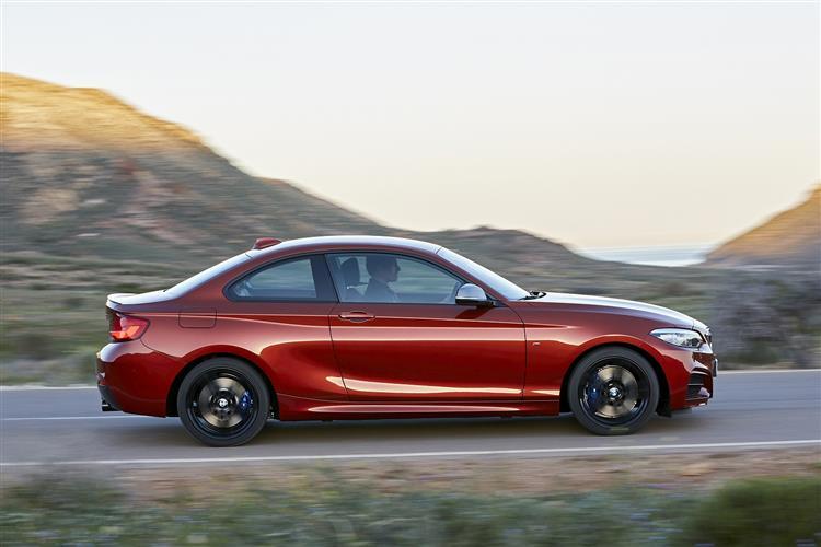 BMW 2 SERIES COUPE 218i [2.0] SE 2dr [Nav] Step Auto