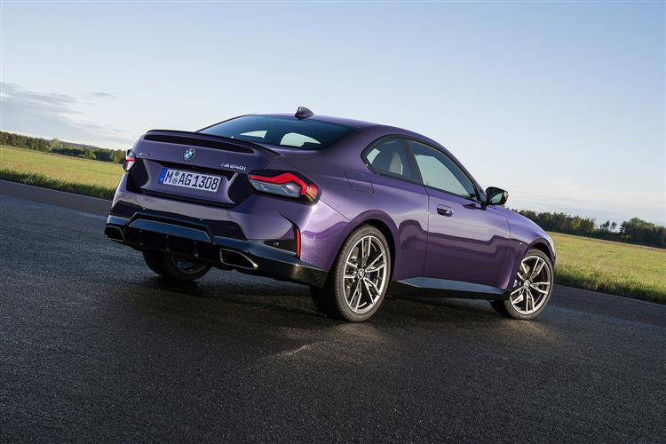 BMW 2 SERIES DIESEL COUPE 220d MHT M Sport 2dr Step Auto [Tech/Pro Pack]