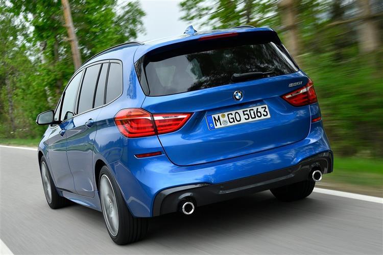BMW 2 SERIES 218i M Sport 5dr Step Auto