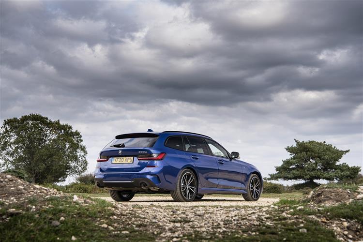 BMW 3 Series 330e xDrive M Sport 4dr Step Auto [Tech/Pro Pack] Saloon