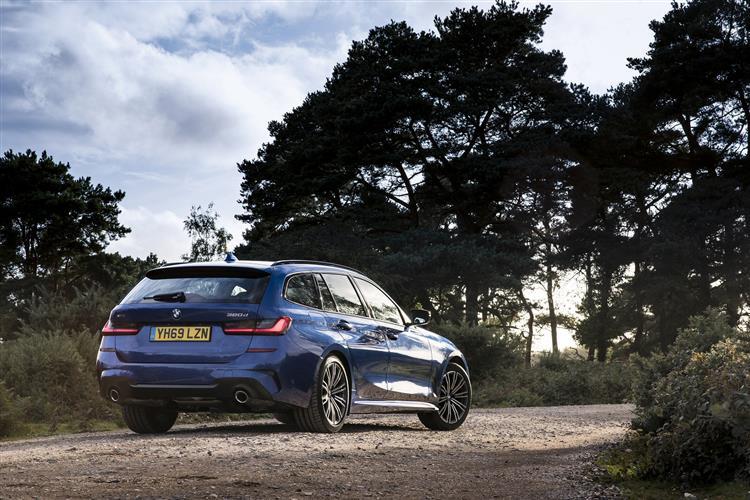 Nearly New 2019 (69) BMW 3 Series 330i M Sport Plus