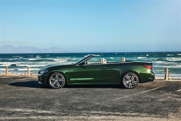 New BMW 4 Series Convertible review