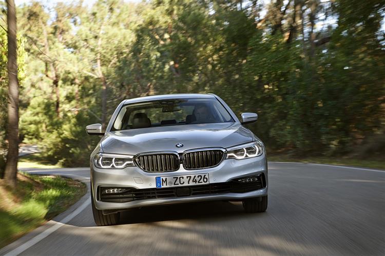 BMW 5 SERIES SALOON 530e xDrive SE 4dr Auto