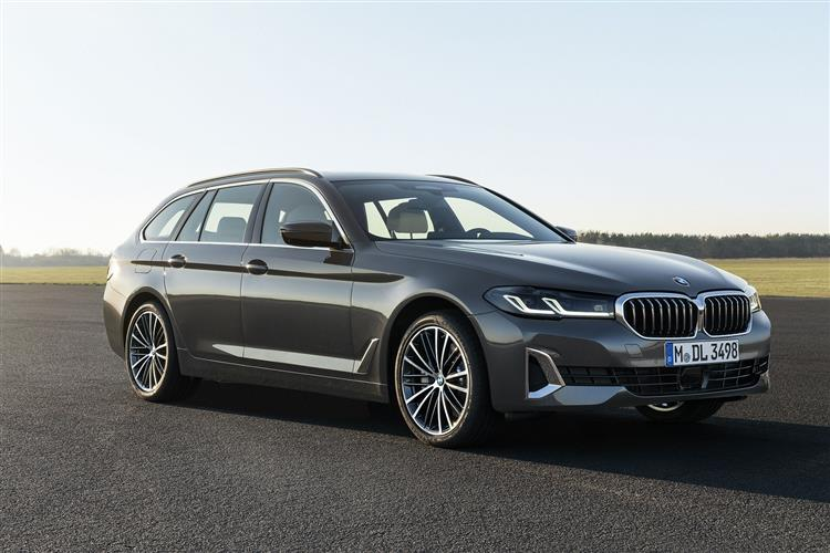 BMW 5 Series Touring 520i MHT M Sport 5dr Step Auto [Tech/Pro Pack]