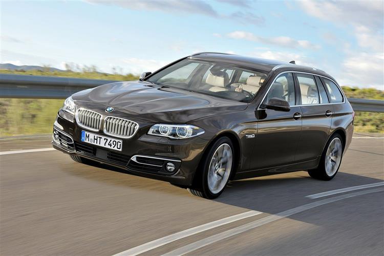 BMW 5 SERIES SALOON 530i M Sport 4dr Auto [Tech/Plus Pack]