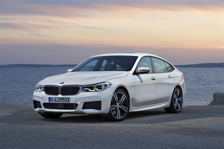 BMW 6 SERIES GRAN TURISMO DIESEL HATCHBACK 620d xDrive M Sport 5dr Auto