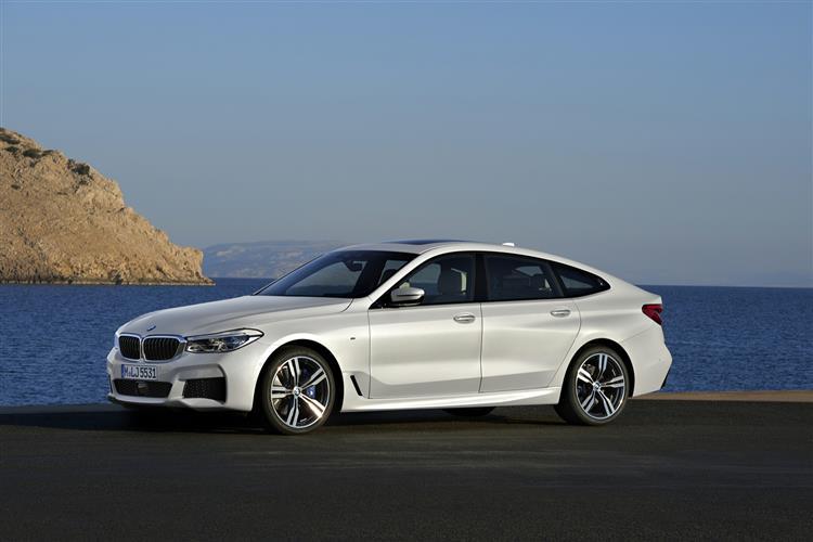 BMW 6 SERIES GRAN TURISMO DIESEL HATCHBACK 630d M Sport 5dr Auto