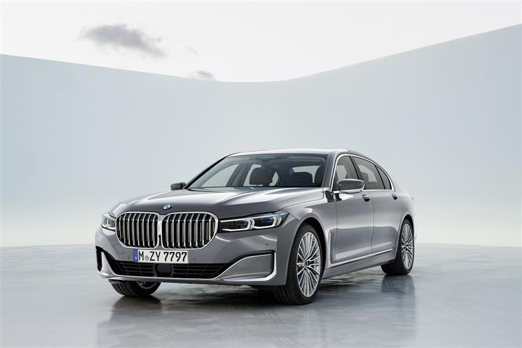 BMW 7 SERIES DIESEL SALOON 740Ld xDrive M Sport 4dr Auto [Ultimate Pack]