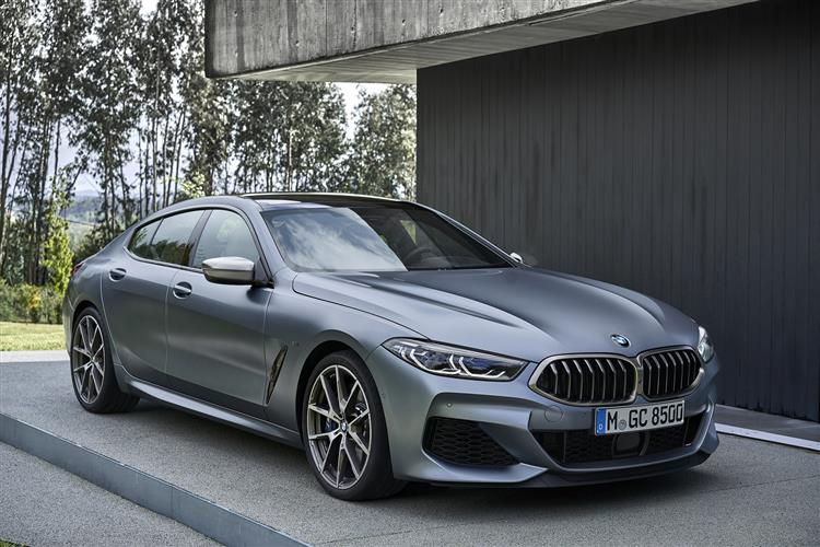 BMW 8 SERIES GRAN COUPE 840i [333] sDrive M Sport 4dr Auto