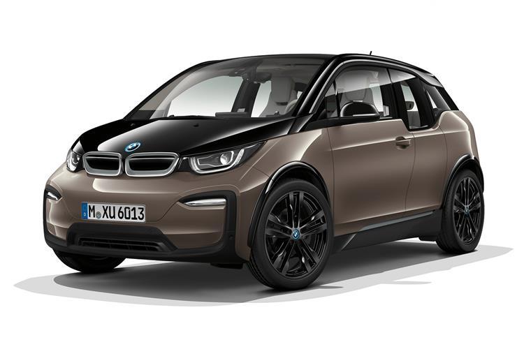 BMW I3 HATCHBACK 125kW 42kWh 5dr Auto [Loft Interior World]