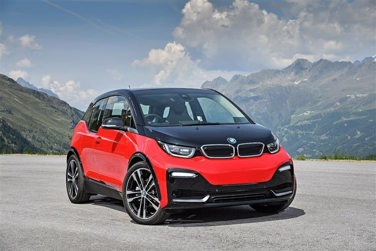 BMW I3 HATCHBACK 135kW S Range Ext 33kWh 5dr Auto [Loft Int World]