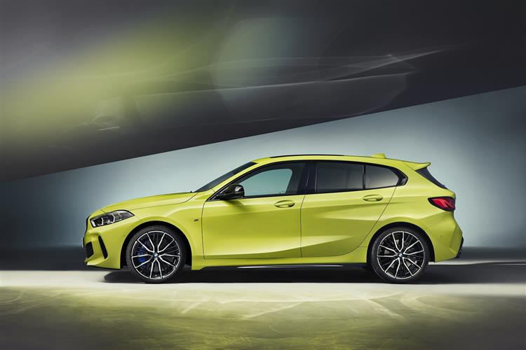 BMW 1 Series M135i xDrive 5dr Step Auto [Tech Pack] Petrol Hatchback