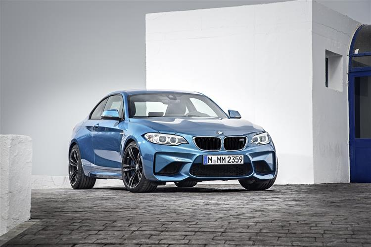 BMW 2 SERIES 218i M Sport 4dr