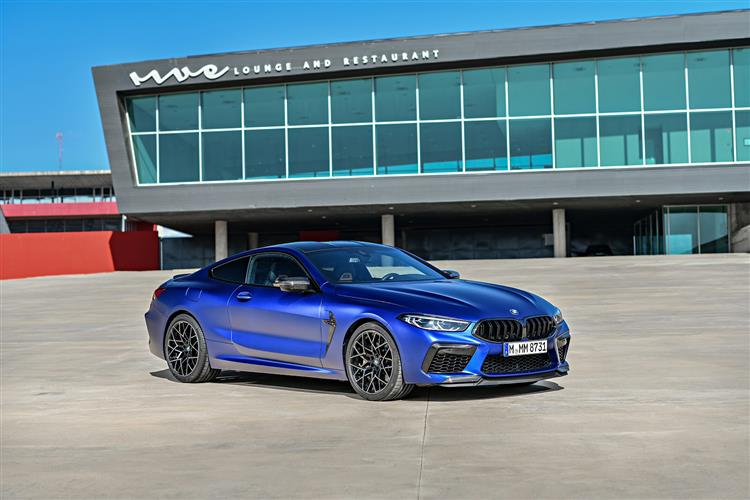 BMW M8 M8 Competition 4dr Step Auto