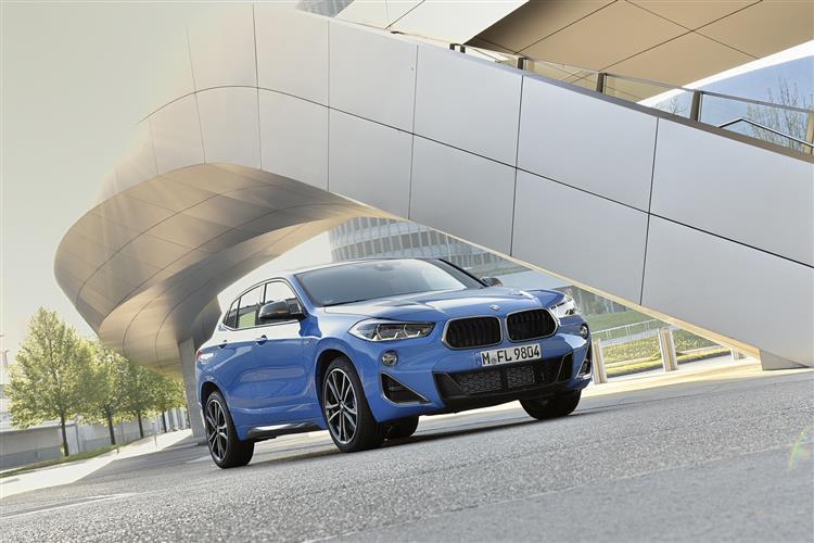 BMW X2 HATCHBACK sDrive 20i [178] M Sport 5dr Step Auto