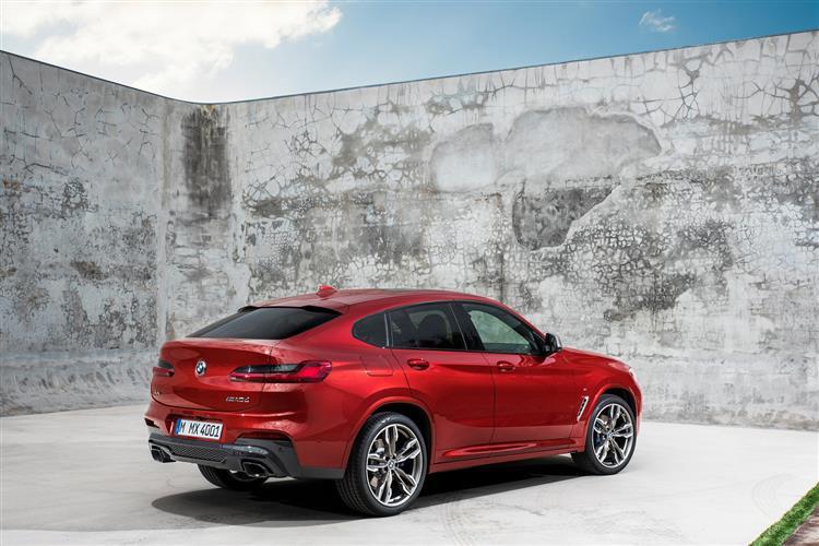 BMW X4 xDrive20d MHT M Sport 5dr Step Auto