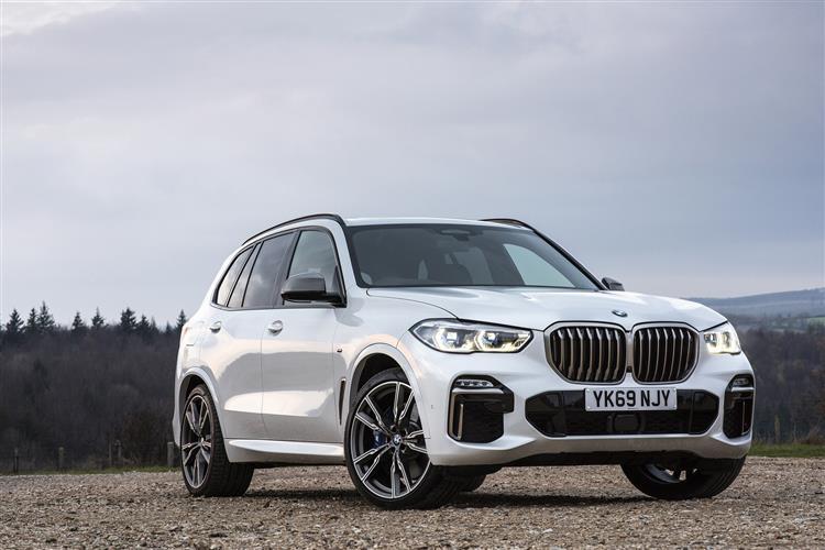 BMW X5 M xDrive X5 M Competition 5dr Step Auto