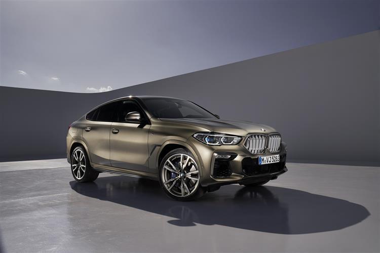 BMW X6 M ESTATE xDrive X6 M Competition 5dr Step Auto