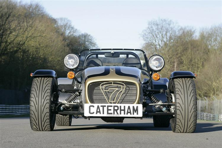 New Caterham Seven Sigma 150bhp range review