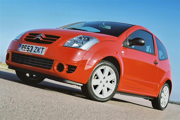 New Citroen C2 (2003 - 2009) review