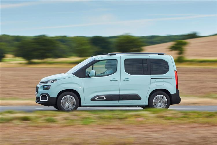CITROEN BERLINGO 1.5 BlueHDi 130 Feel M 5dr EAT8 image 4