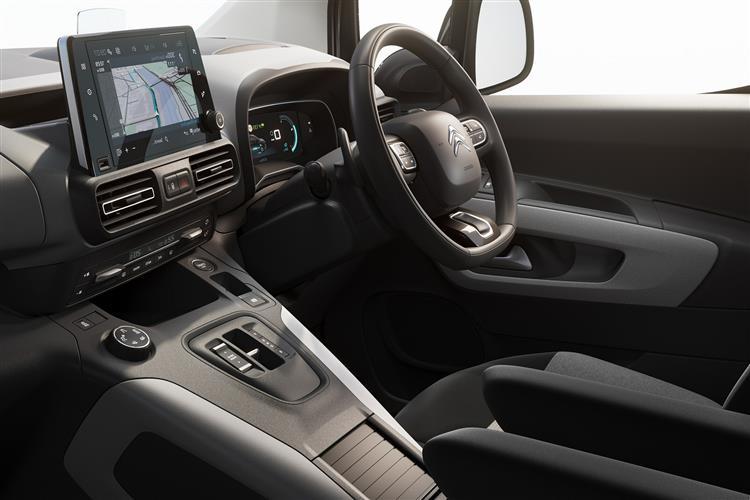 Citroen New e-Berlingo 100kW Feel M 50kWh 5dr Auto image 14