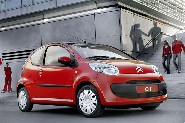 New Citroen C1 (2005 - 2009) review