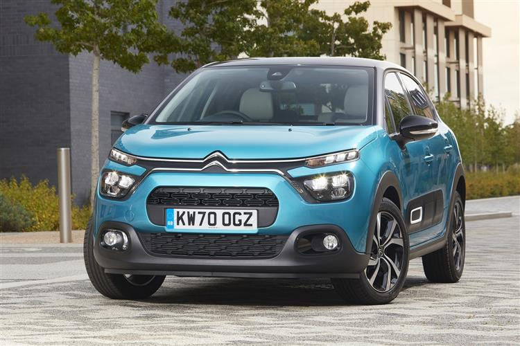 CITROEN C3 1.2 PureTech 110 Flair 5dr [6 Speed] image 8 thumbnail