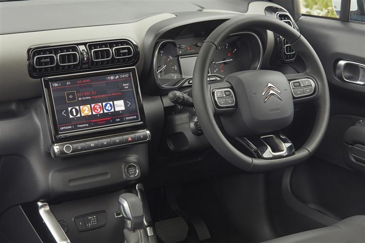 Citroen C3 Aircross SUV 1.2 PureTech 110 C-Series 5dr image 8