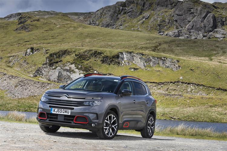 CITROEN C5 AIRCROSS 1.5 BlueHDi 130 Flair 5dr EAT8 image 5