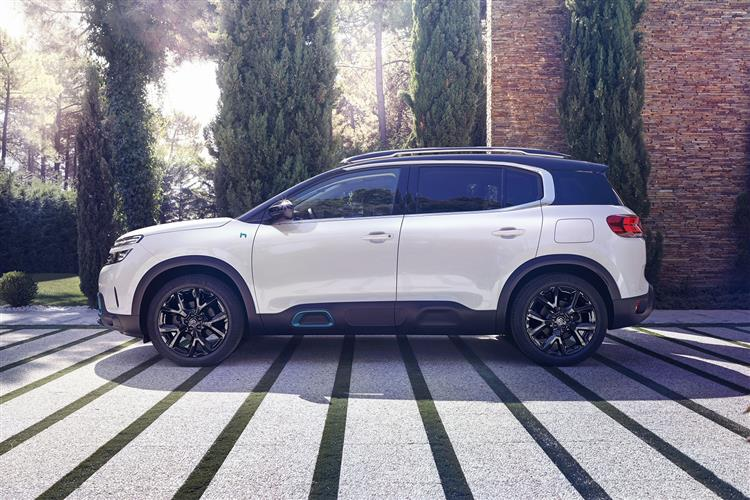 Citroen C5 Aircross SUV 1.6 Plug-in Hybrid 225 Flair Plus 5dr e-EAT8 image 1