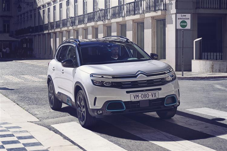 Citroen C5 Aircross SUV 1.6 Plug-in Hybrid 225 Flair Plus 5dr e-EAT8 image 3