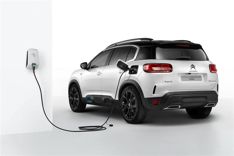 Citroen C5 Aircross SUV 1.6 Plug-in Hybrid 225 Flair Plus 5dr e-EAT8 image 6