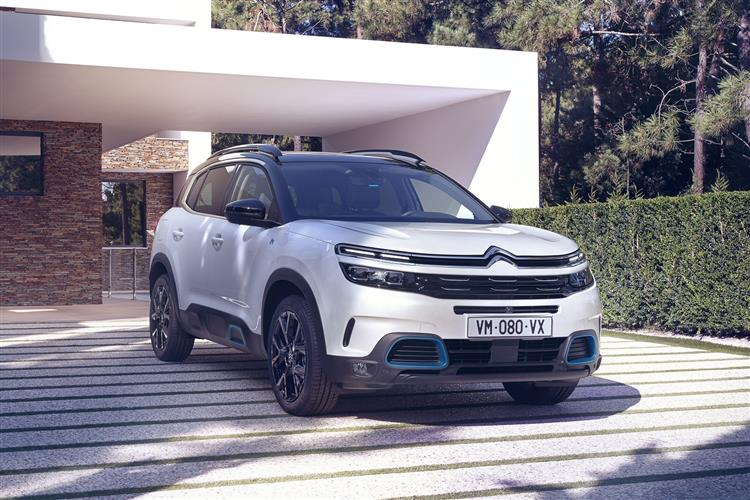 Citroen C5 Aircross SUV 1.6 Plug-in Hybrid 225 Flair Plus 5dr e-EAT8 image 7