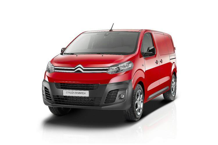 Citroen e-DISPATCH M 1000 100kW 75kWh Van Enterprise Auto