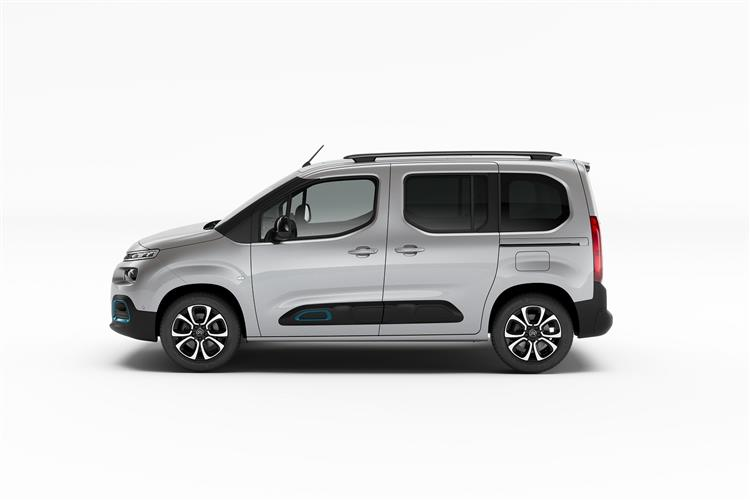 Citroen New e-Berlingo 100kW Feel M 50kWh 5dr Auto image 6