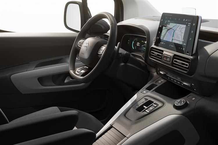 Citroen New e-Berlingo 100kW Feel M 50kWh 5dr Auto image 9