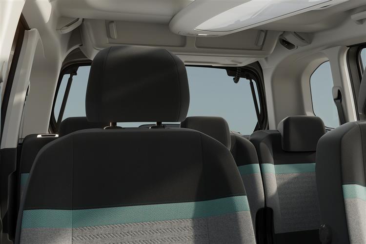 Citroen New e-Berlingo 100kW Feel M 50kWh 5dr Auto image 10