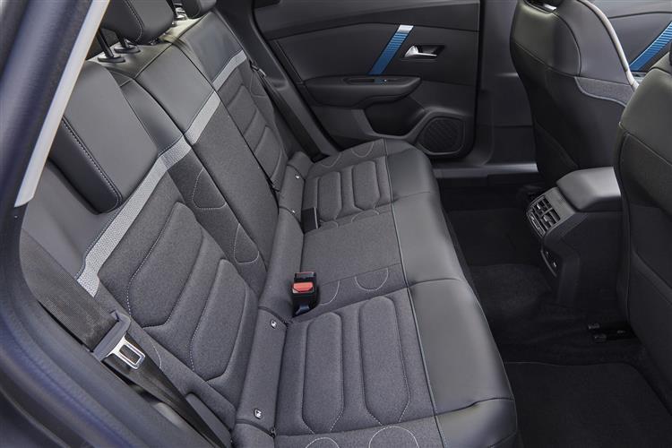 Citroen New e-C4 100kW Shine 50kWh 5dr Auto image 7