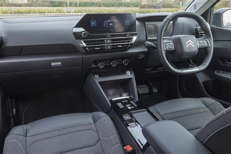 Citroen New e-C4 100kW Shine 50kWh 5dr Auto image 9