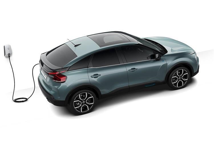 Citroen New e-C4 100kW Shine Plus 50kWh 5dr Auto image 7