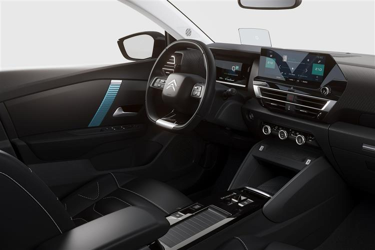 Citroen New e-C4 100kW Shine Plus 50kWh 5dr Auto image 10