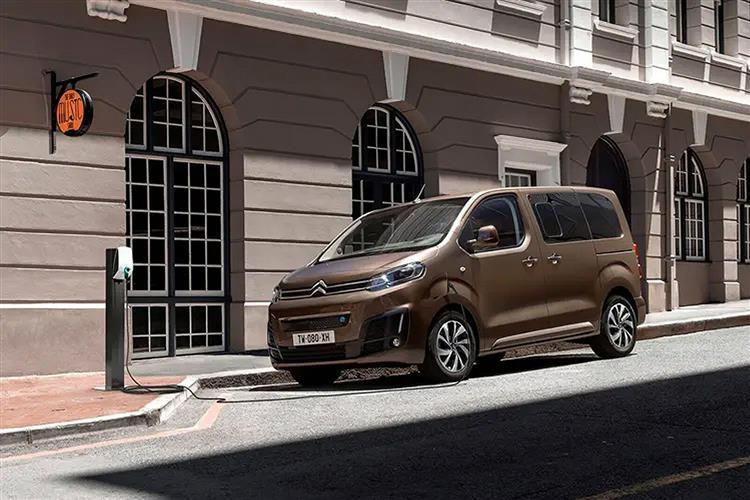 Citroen Space Tourer 100kW Business Edition M [9 Seat] 50kWh 5dr Auto Electric Estate