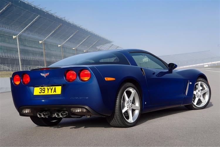 New Chevrolet Corvette C6 (2005 - 2014) review