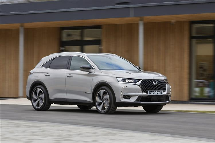 New DS 7 Crossback E-TENSE 4x4 review