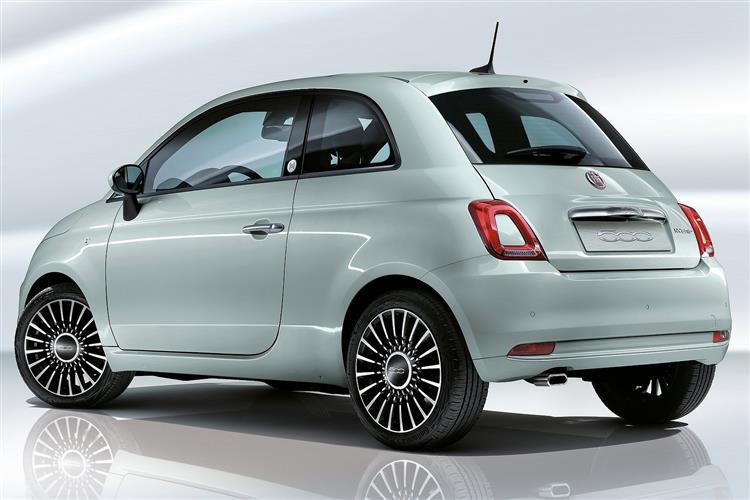 Fiat 500 1.2 LNGE LEASE Offer Depst £139+vat Payment £139+v image 1